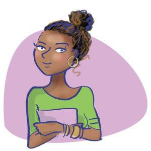 Retrouvez Lilia sur le site Amielle.healthcare pour comprendre le vaginisme